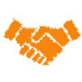 Symbol Handschuetteln